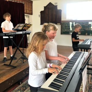 Keyboard Kids - 5-12yrs