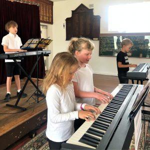 Keyboard Kids - 5-12yrs
